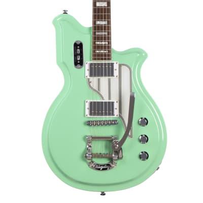 Airline Guitars MAP DLX - Seafoam Green - Vintage Reissue Electric Guitar - NEW! Authorized Dealer