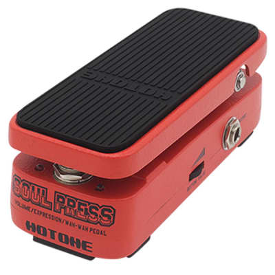Hotone Soul Press Volume/Expression/Wah-Wah Pedal for sale