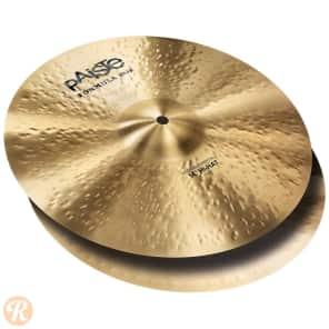 "Paiste 14"" Formula 602 Modern Essentials Hi-Hat Cymbal (Top)"