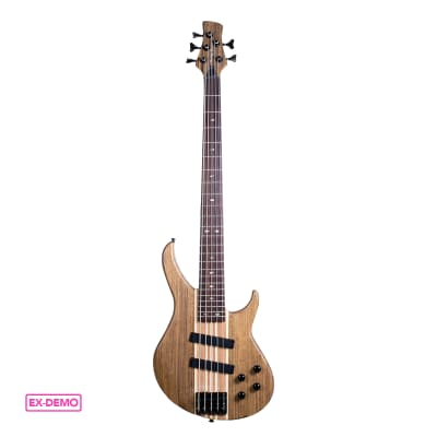 Harley Benton HBZ-2005 Deluxe Series 5-String Electric Bass [EX-Demo] for sale