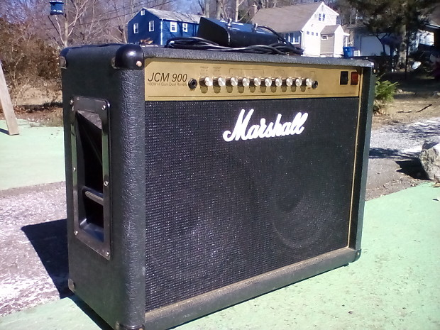 marshall amp jcm 900