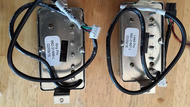 mint gibson burstbucker pro quick connect rhythm lead reverb. Black Bedroom Furniture Sets. Home Design Ideas