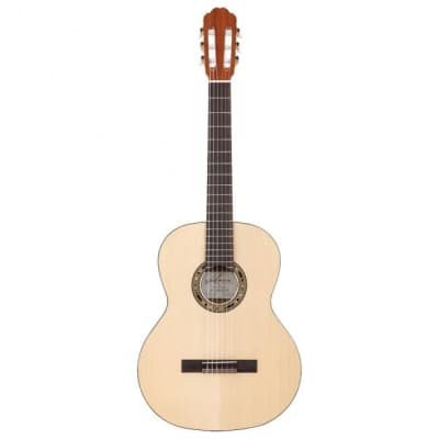 Kremona Rondo R65S Classical Acoustic Guitar w/ FoamCase - HAND MADE IN BULGARIA for sale
