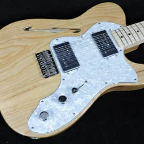 Fender Telecaster Classic Series '72 Thinline. Natural. for sale