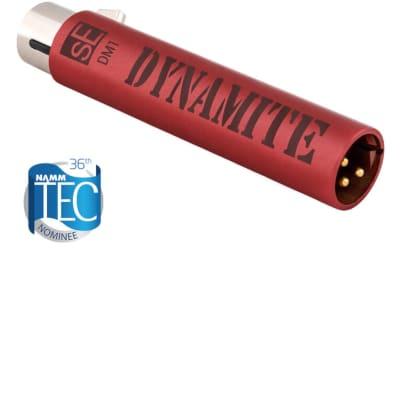 Se Electronics DM1-MIC-PRE-UAn active inline preamp