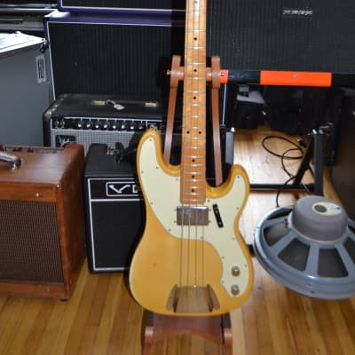 Fender Telecaster Bass 1972  Cream/Yellowed for sale