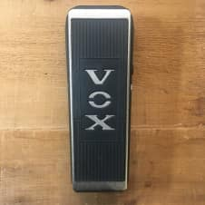 V846HW Hand-Wired Wah