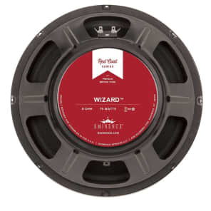 "Eminence The Wizard 12"" 75w 8 Ohm Speaker"