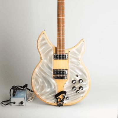 "Rickenbacker 331 ""Light Show"" 1970 - 1975"