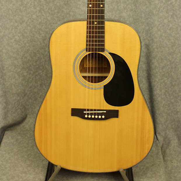 Jasmine By Takamine S33 Acoustic Guitar With Gigbag Reverb