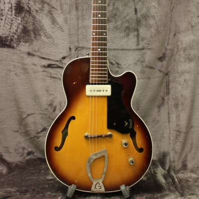 Guild M-65 Freshman 1960 Brown Sunburst for sale