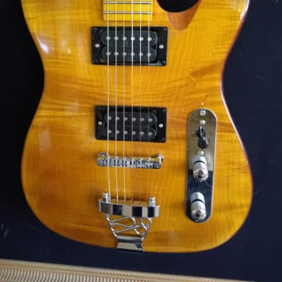 Occhineri Custom Guitar Telecaster for sale