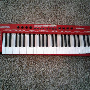Behringer U-Control UMX490 49-Key USB MIDI Controller Keyboard