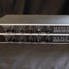 Manley Labs Enhanced Pultec EQ (Pair)