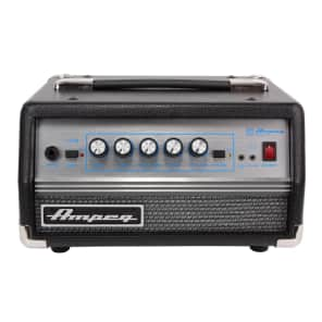 Ampeg Micro VR 200-Watt Compact Solid State Bass Amp Head