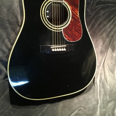 Rare 1980 Martin copy by Japanese luthier Aanton Acoustic Electric guitar for sale