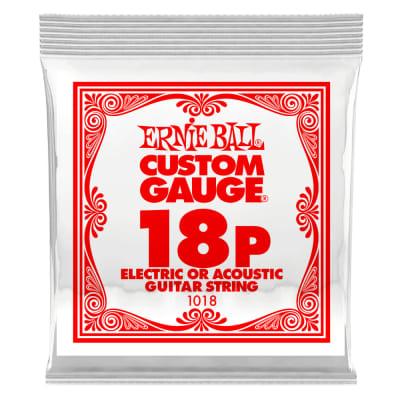 Ernie Ball Plain .018