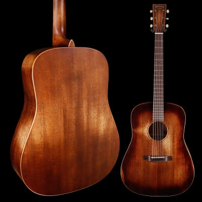 Martin D-15M StreetMaster 15 Series w Case 818 3lbs 11oz for sale
