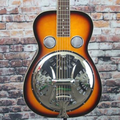 Gold Tone Paul Beard Signature Squareneck Resonator for sale