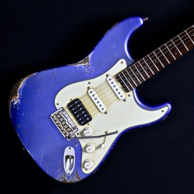 Shabat Guitars - Lynx Modern -  Lavender for sale