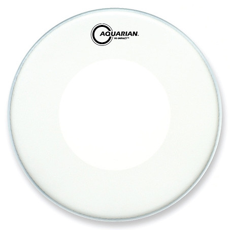 aquarian 14 hi impact snare drum heads white reverb. Black Bedroom Furniture Sets. Home Design Ideas