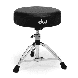 DW DWCP9101 9000 Series Low Tripod Round Drum Throne