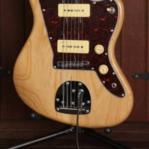 Revelation RJT60-DLX Offset Electric Guitar Natural for sale