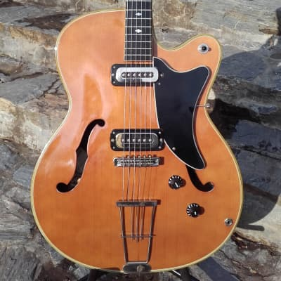 Hoyer  55 thinline 1964 natural for sale
