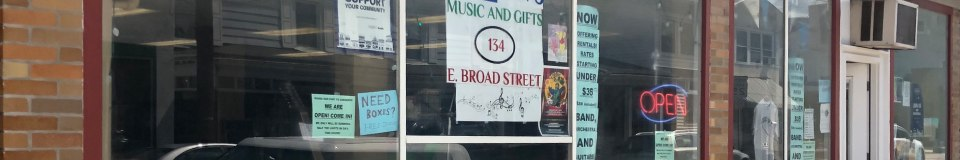 WALDENS MUSIC AND GIFTS