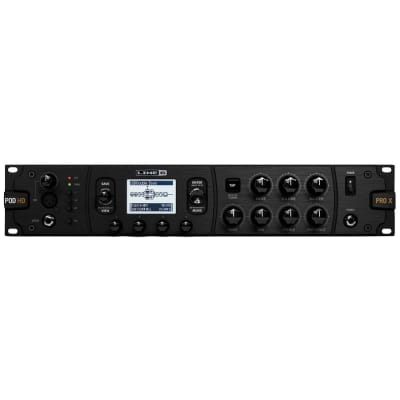 Line 6 Pod HD Pro X Guitar Multi-Effects Rackmount Processor