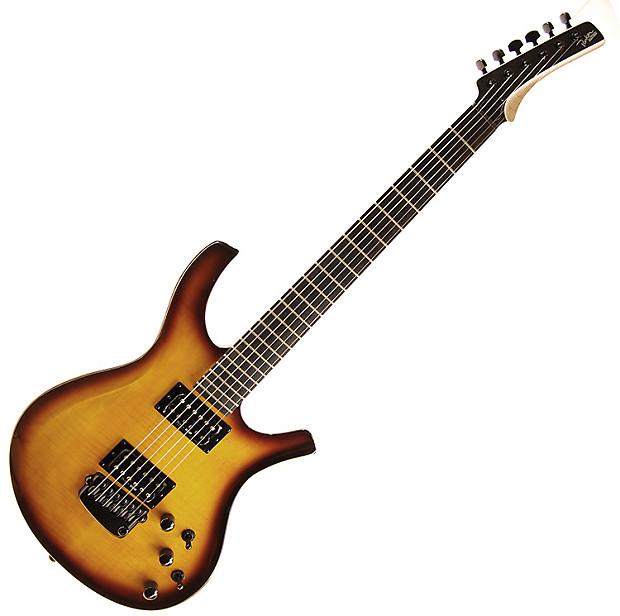 parker pdf85 radial neck joint w piezo bridge electric guitar reverb. Black Bedroom Furniture Sets. Home Design Ideas