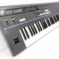 Korg DW-6000 Vintage Digital Analog Waveform Synthesizer AS IS 8000 poly 800 61
