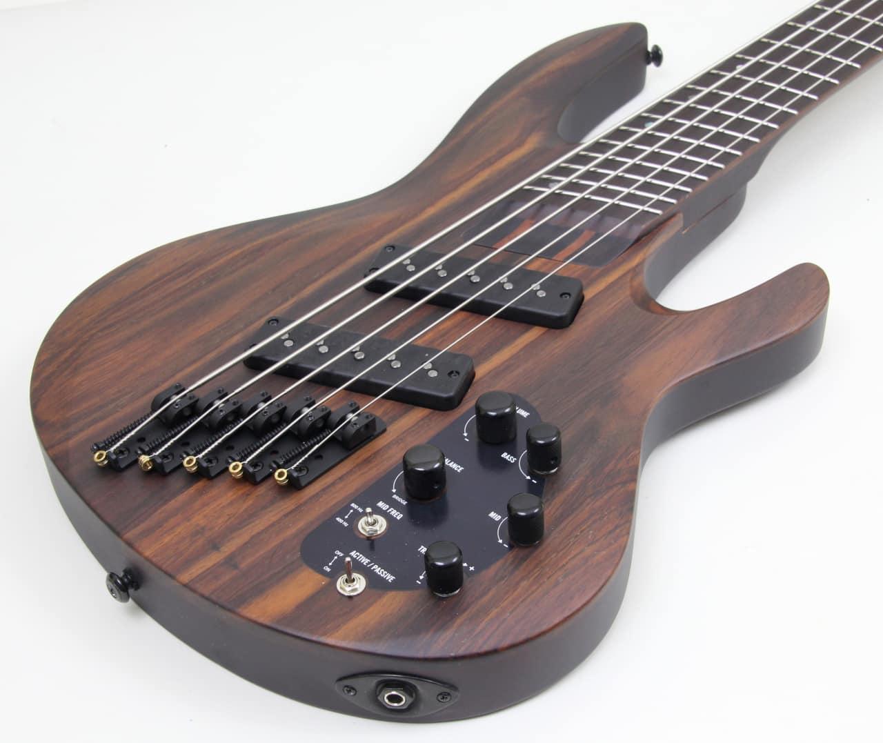 ltd b 1005se multi scale 5 string bass guitar right handed reverb. Black Bedroom Furniture Sets. Home Design Ideas
