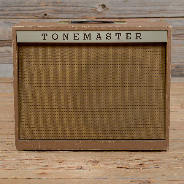 Magnatone Tonemaster Troubadour 1x12 Combo Amp 1960s Reverb