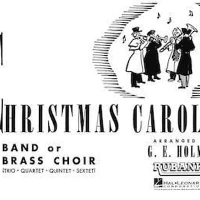 Christmas Carols for Band | Tenor Saxophone
