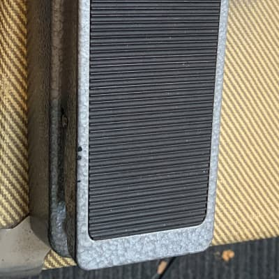 Schaller Bow-wow Yoy-yoy + Volume pedal  1970-1980 Gray WAH for sale