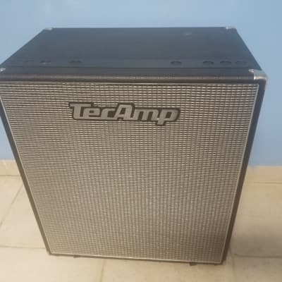TecAmp L410 Bass Guitar Amplifier Cabinet 4x10