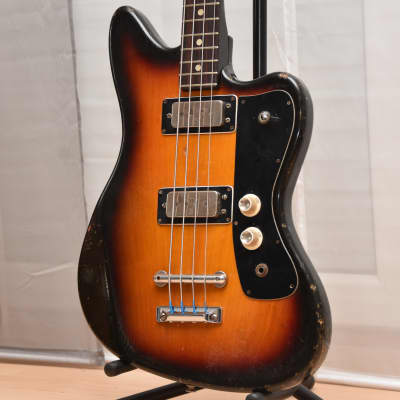 Klira Kentucky – 1965 German Vintage Bass Guitar / Gitarre for sale