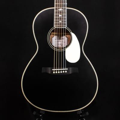 Paul Reed Smith PRS SE Parlor P20 Acoustic Guitar Black Satin Top 2020 (D00761) for sale