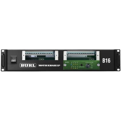 Demo Burl B16 Mothership BMB1 (Digi Link) Motherboard 16-Channel Configurable AD/DA
