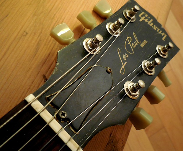 Gibson Auto Sales >> Gibson Les paul gold top tribute (pro heavy relic ) | Reverb