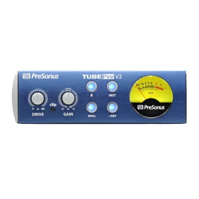 PreSonus TubePre v2 Mic / Instrument Preamplifier