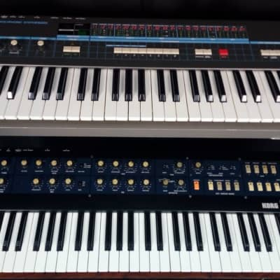 Korg PolySix Analog Polyphonic Synth