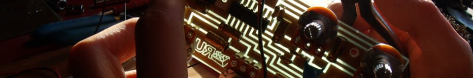 Rucci - Handmade Electronic Instruments