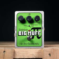 Electro-Harmonix Big Muff Pi Bass Distortion/Sustain Pedal