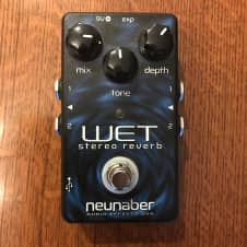 Neunaber Audio Effects Expanse Series Stereo Wet w/EXP Controller