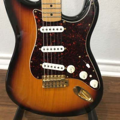 Fender Deluxe Player's Super Stratocaster 1997 for sale