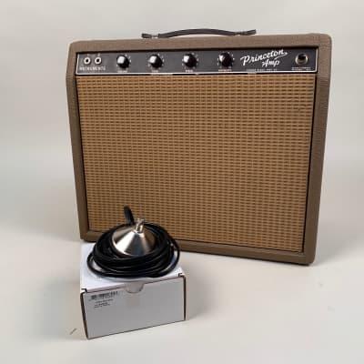 Fender Princeton Amp 1963 Brown, Collector Grade for sale
