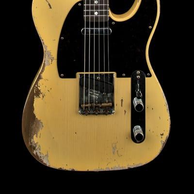 Fender Custom Shop Empire 67 Telecaster Heavy Relic - Aged Nocaster Blonde #08874 for sale