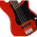 Squier 0370500570 Affinity Series Precision Bass PJ, Laurel Fingerboard - Race Red